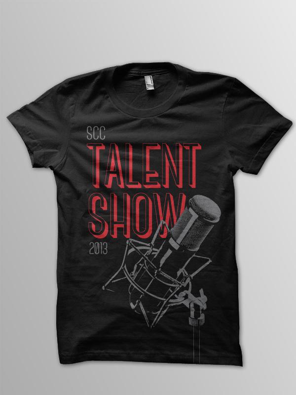 talent show 13 shirt