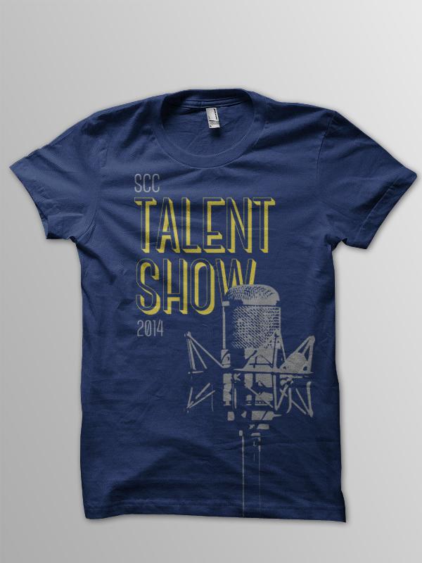 talent show 14 shirt